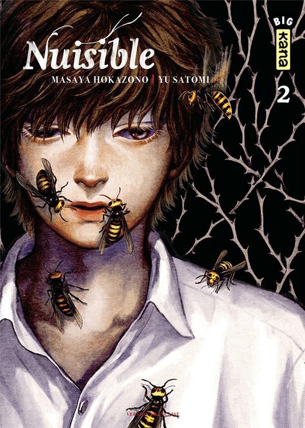Couverture de Nuisible (Hokazono/Satomi) -2- Volume 2