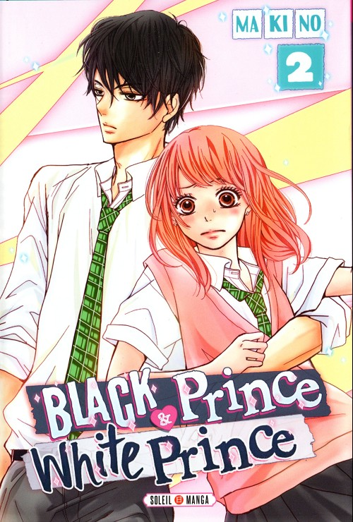 Couverture de Black prince & white prince -2- Tome 2