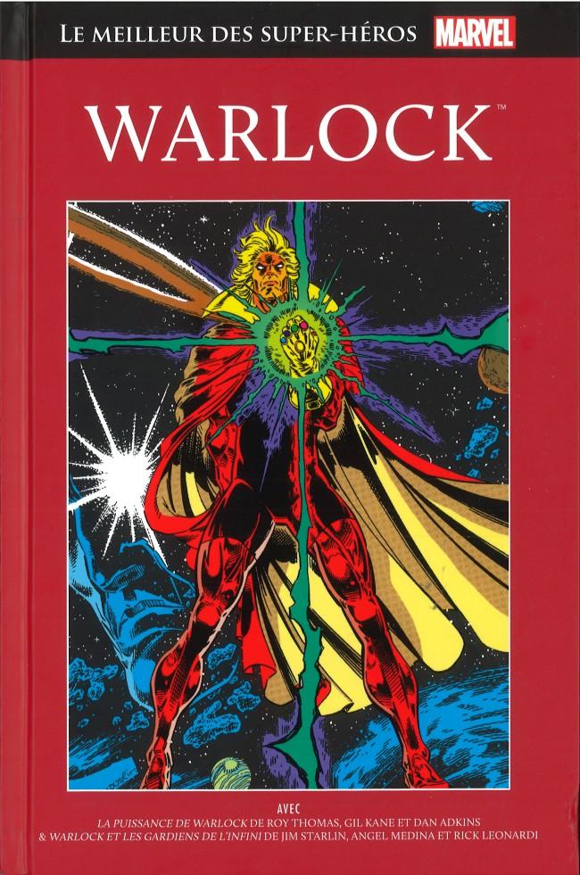 Couverture de Marvel Comics : Le meilleur des Super-Héros - La collection (Hachette) -33- Warlock