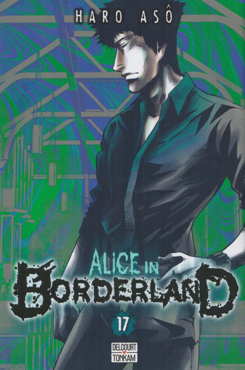 Couverture de Alice in borderland -17- Tome 17