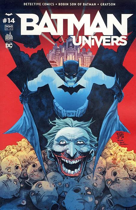 Couverture de Batman Univers -14- Numéro 14