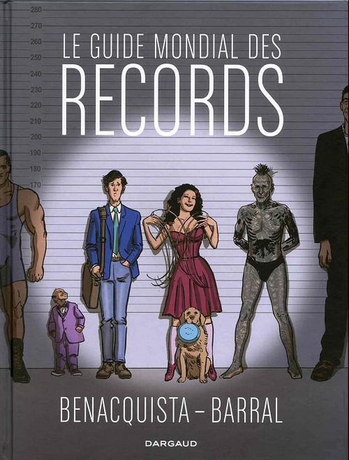 Couverture de Le guide mondial des records - Le Guide mondial des records