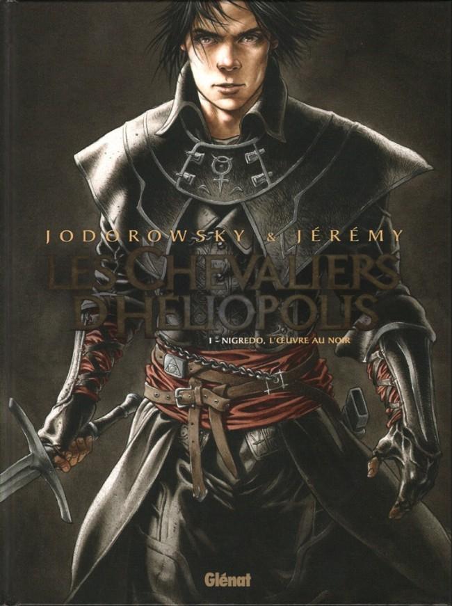 Couverture de Les chevaliers d'Héliopolis -1- Nigredo, l'oeuvre au noir