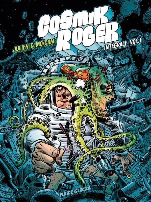 Couverture de Cosmik Roger -INT1- Volume 1