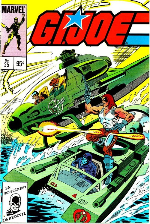 Couverture de G.I. Joe (Éditions héritage) -25- Zartan!