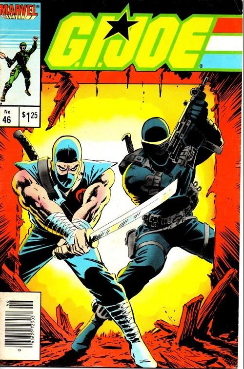 Couverture de G.I. Joe (Éditions héritage) -46- Qui est qui sur l'île cobra ?