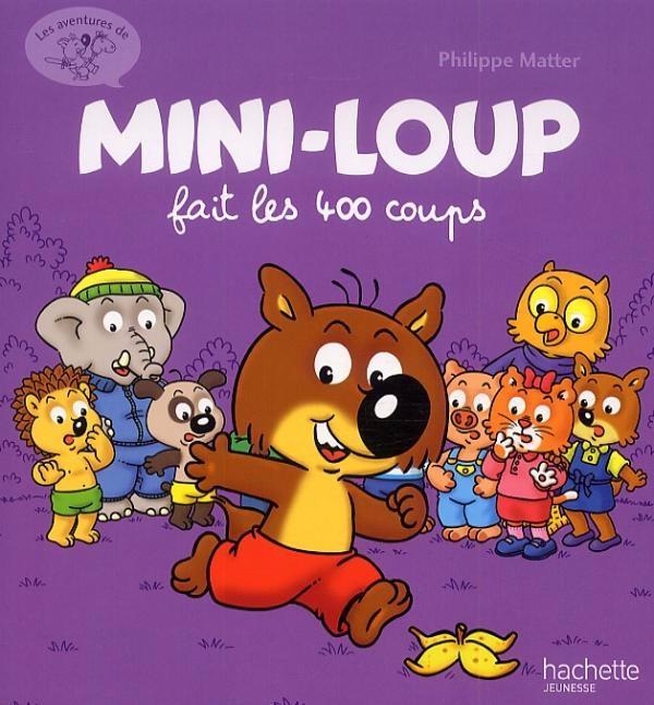 Couverture de Mini-Loup (Les aventures de) -3- Mini-Loup fait les 400 coups
