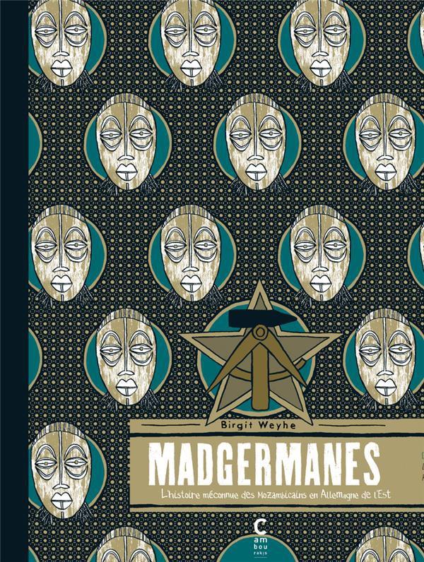 Couverture de Madgermanes