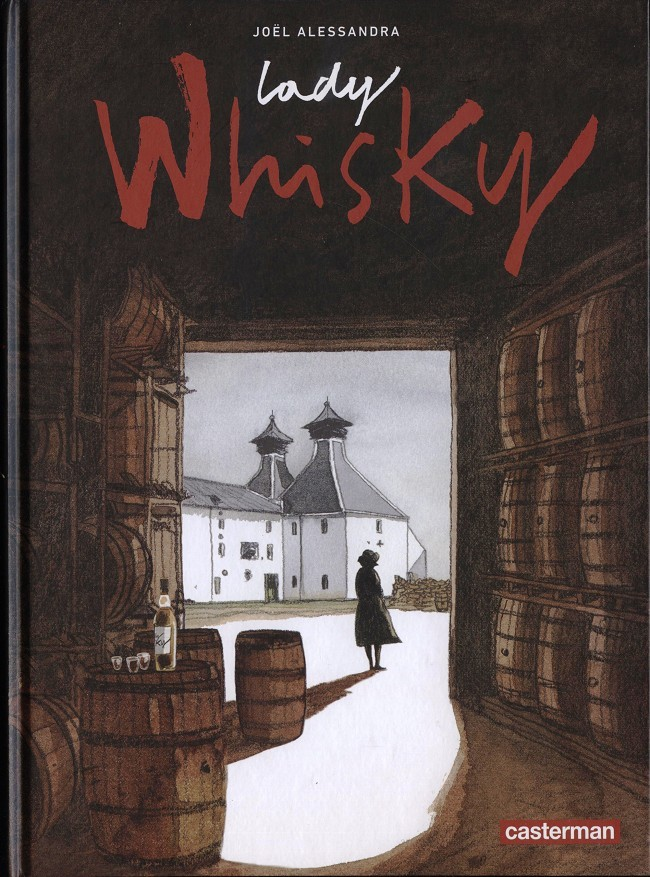 Couverture de Lady Whisky