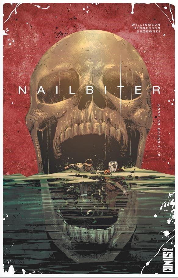 Couverture de Nailbiter -3- L'odeur du sang