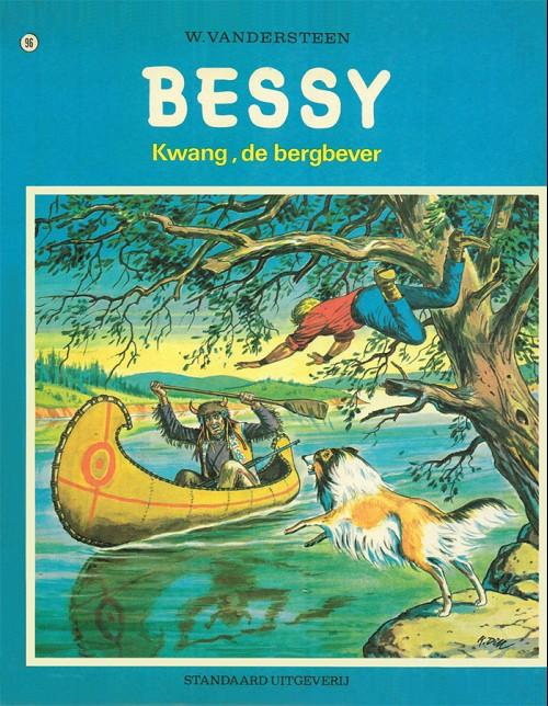 Couverture de Bessy (eerste reeks) (nl) -96- Kwang, de bergbever