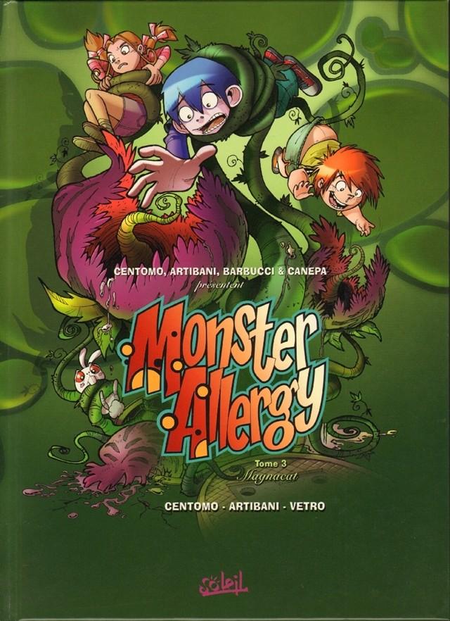 Monster Allergy Tome 03 [Multi]
