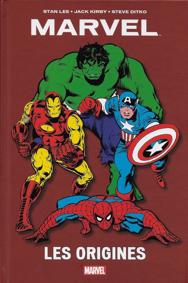 Marvel Les origines