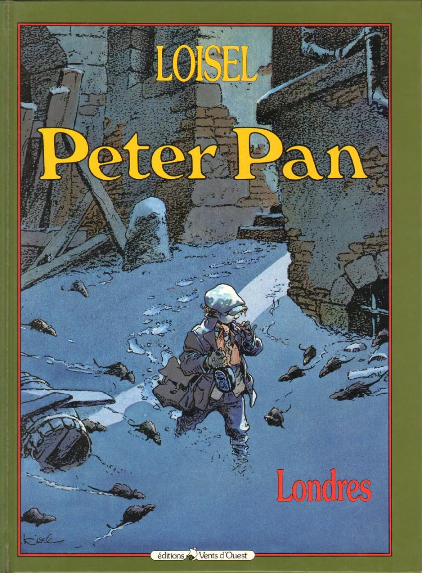 Peter Pan de Loisel Couv_3190