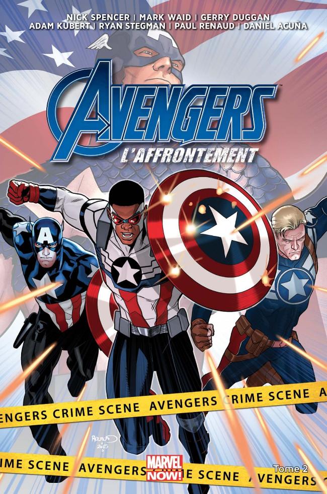 Avengers - L'Affrontement - La Bataille de Pleasant Hill