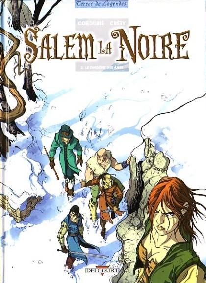 Salem la noire 3 Tomes [BD] [MULTI]