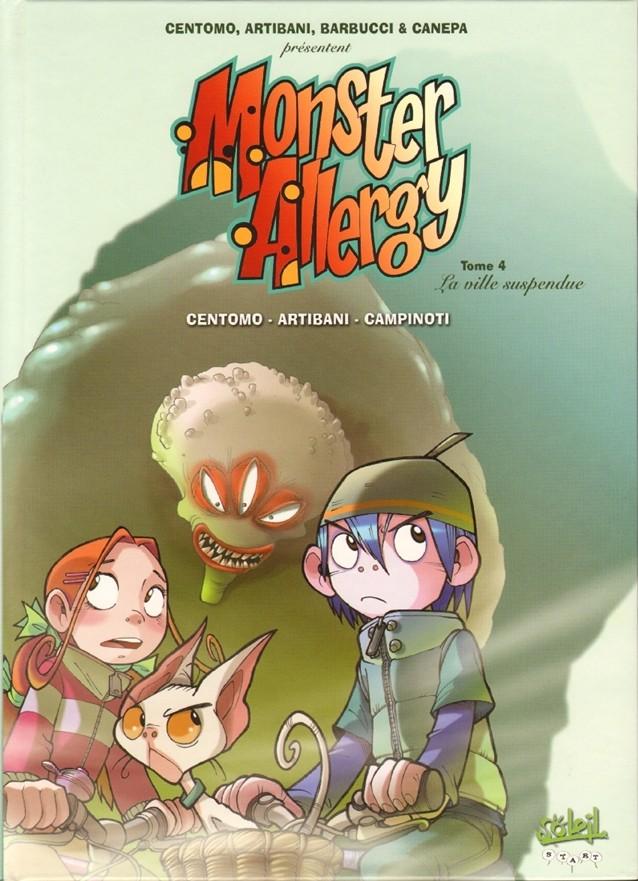 Monster Allergy Tome 04 [Multi]