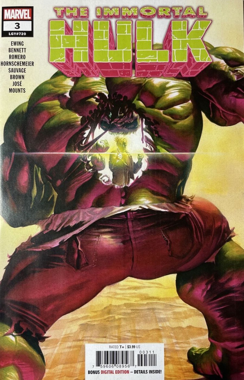 The Immortal Hulk (2018)