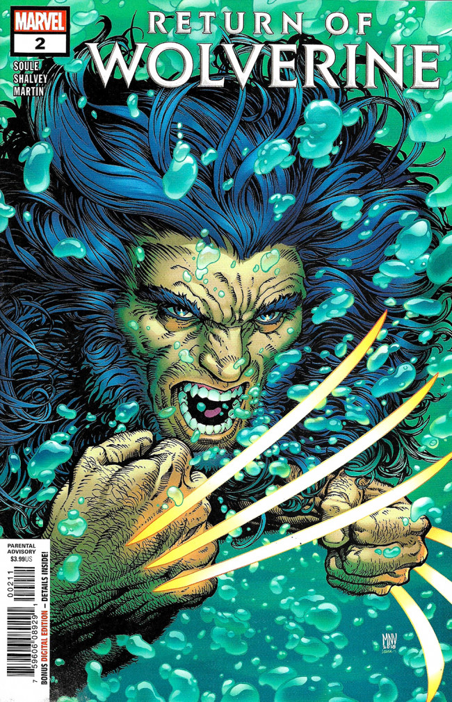 Return of Wolverine (2018)  - 2 tomes