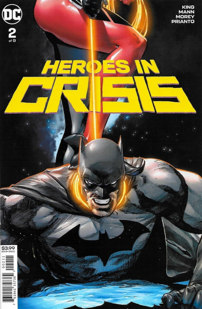Heroes in Crisis (2018)  - 2 Tomes