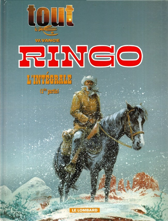 Tout Vance Ringo Intégrale Tome 1
