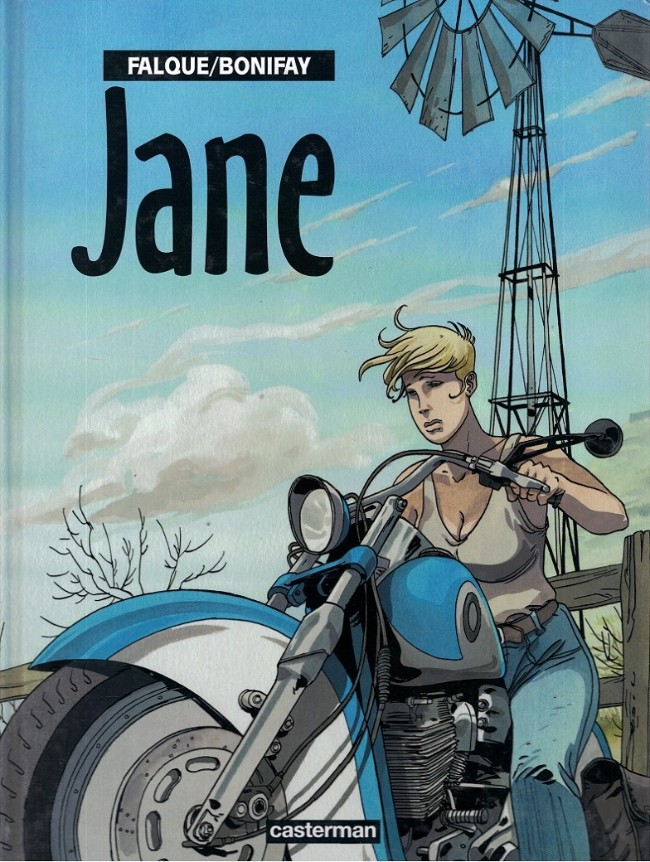 Jane Tome 01 [Multi]