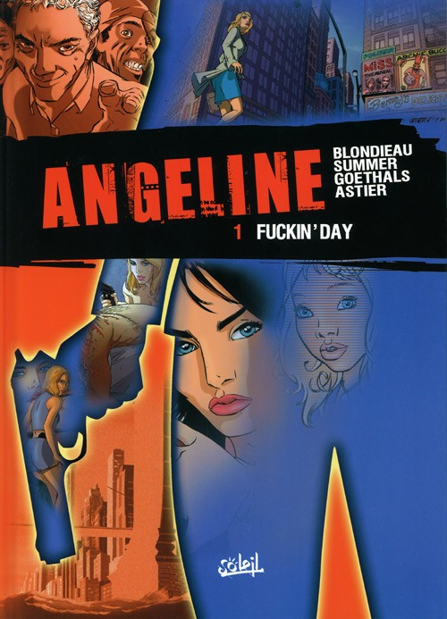Angeline Tome 1 PDF