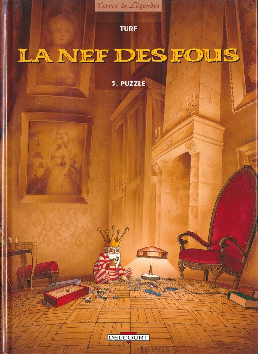 La Nef des Fous Tome 05