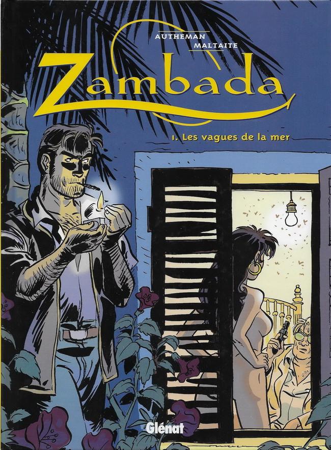 Zambada - BD - Polar - T01 a T03