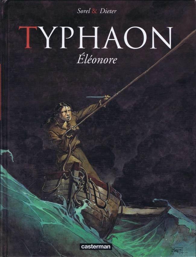Typhaon Tome 01