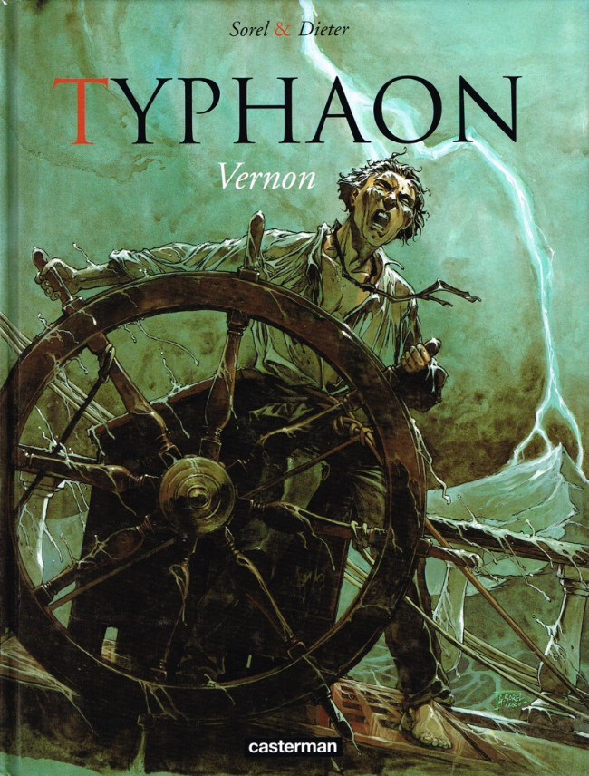 Typhaon Tome 02