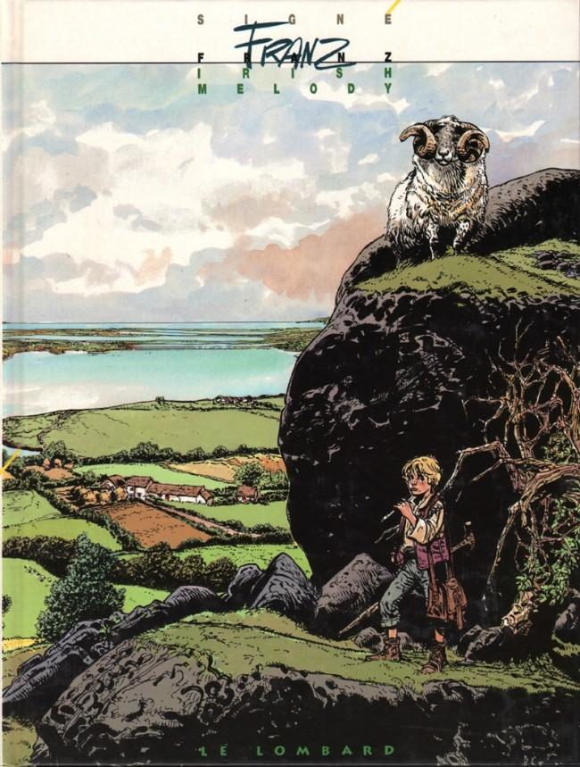 Couverture de Lester Cockney -E1- Irish Melody
