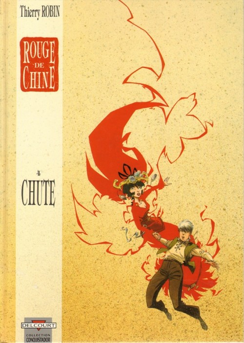 Rouge de Chine Tome 04