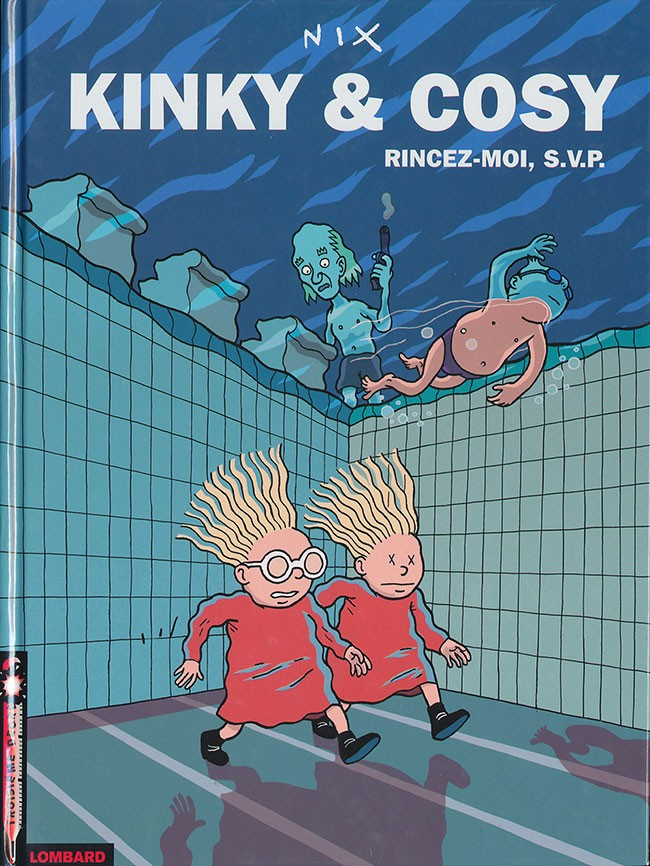 Kinky et Cosy Tomes 1 et 2