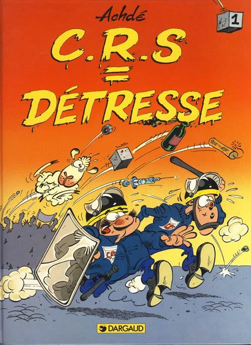 CRS=détresse Tome 01