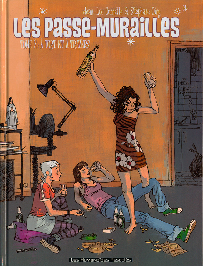 Les Passe-murailles 02 Tomes