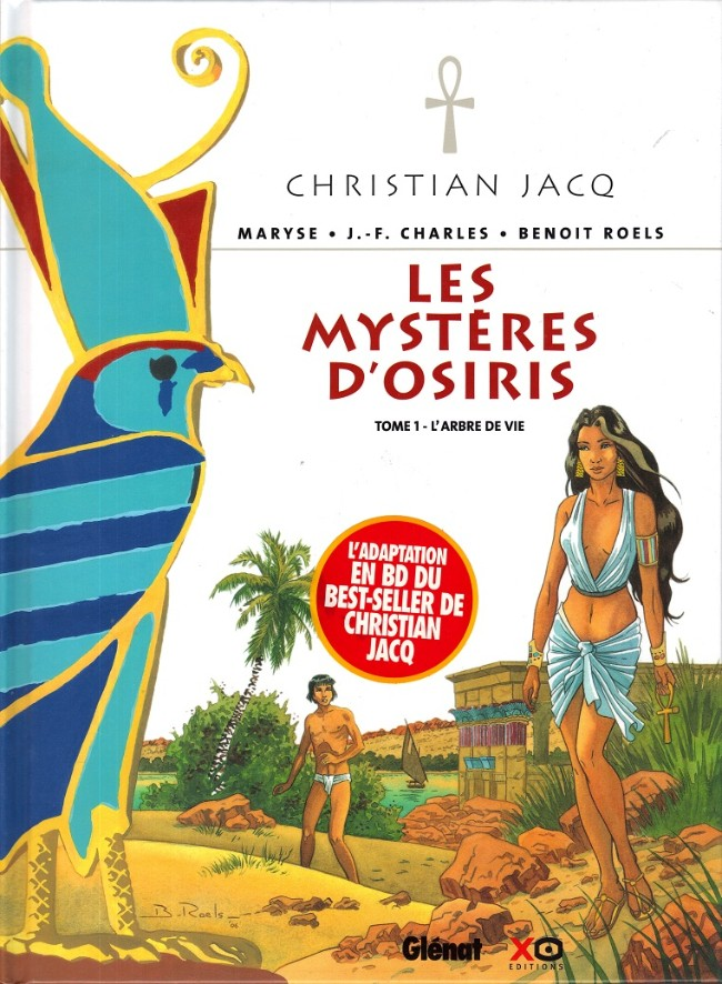 Les Mystères d'Osiris Tomes 1 et 2