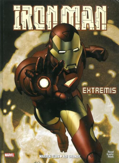 Couverture de Iron Man : Extremis - Extremis