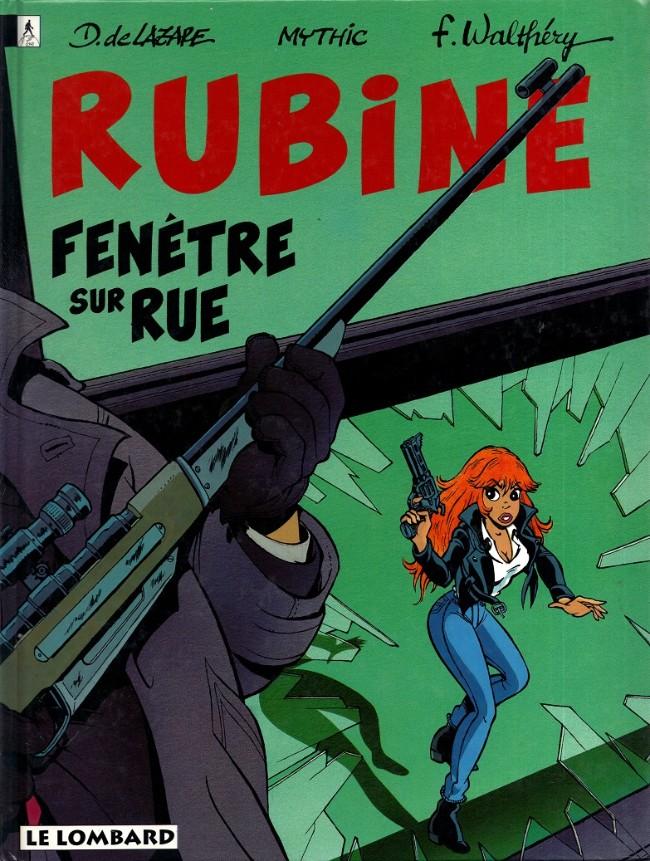 Rubine 2 fen tre sur rue for Fenetre sur rue hugo