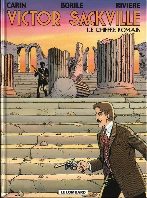 Victor sackville Tome 20