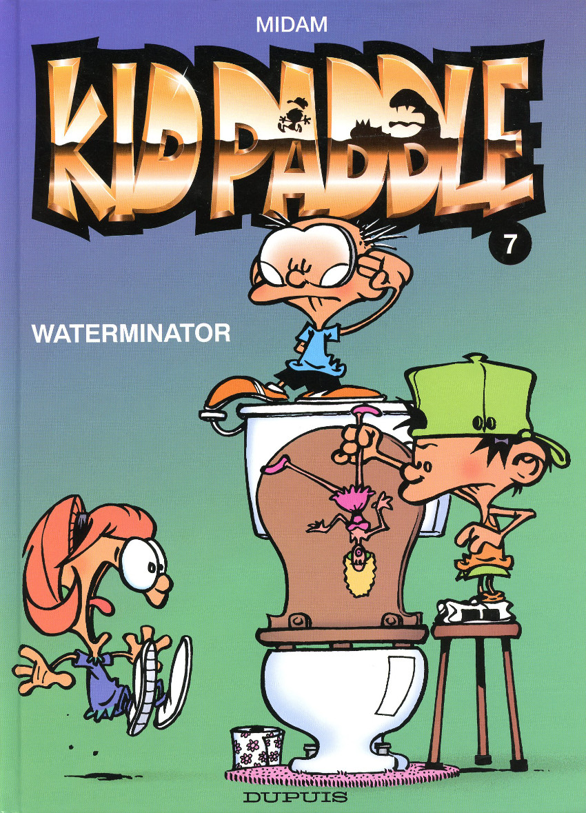KID-PADDLE Tome 07
