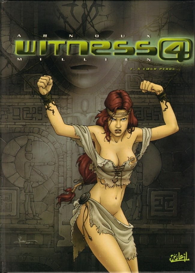 Witness 4 Tome 1
