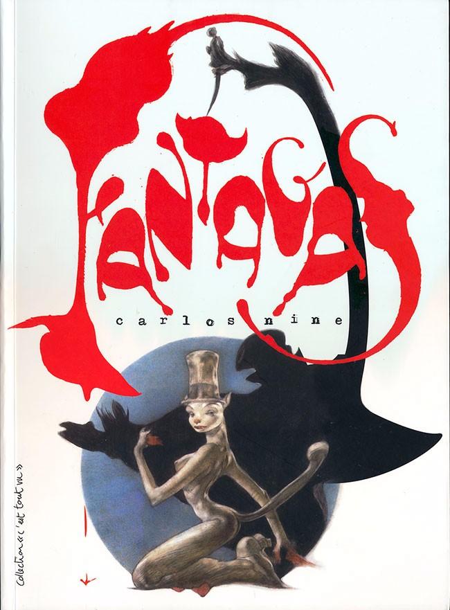 Fantagas - T01