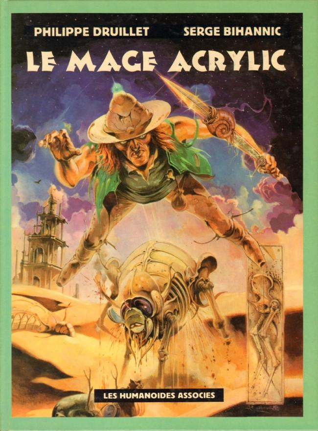 Le Mage Acrylic [BD] [MULTI]