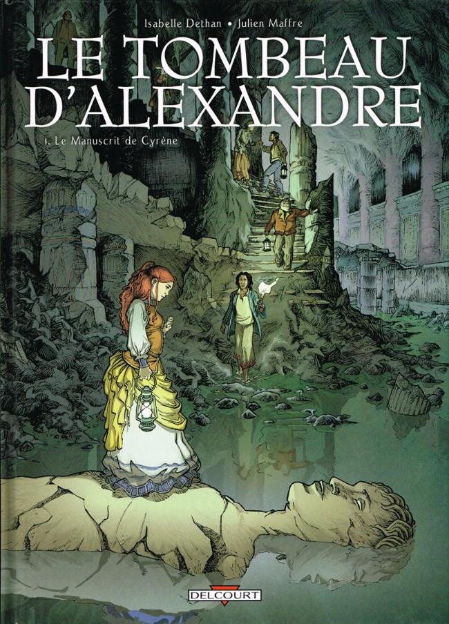 Re-Up : Le tombeau d'Alexandre