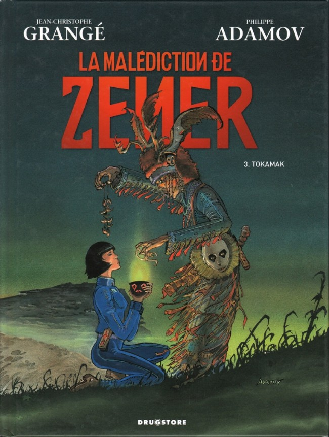 La Malediction de Zener 03 Tomes