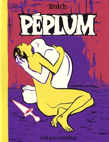 Peplum  -Blutch -One shot