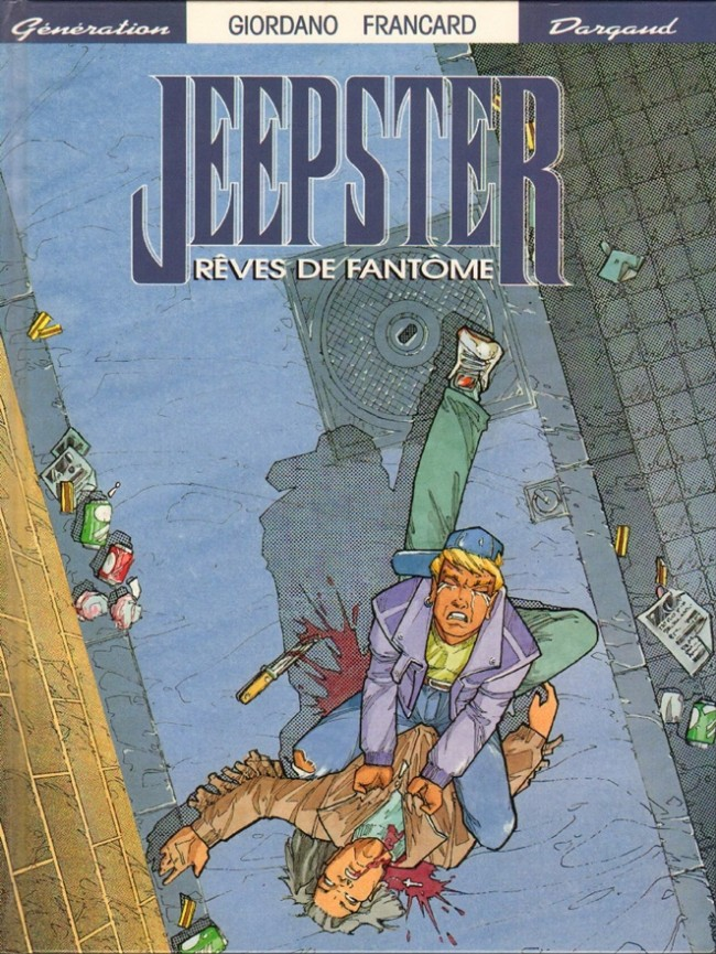 Jeepster tomes 1 et 2