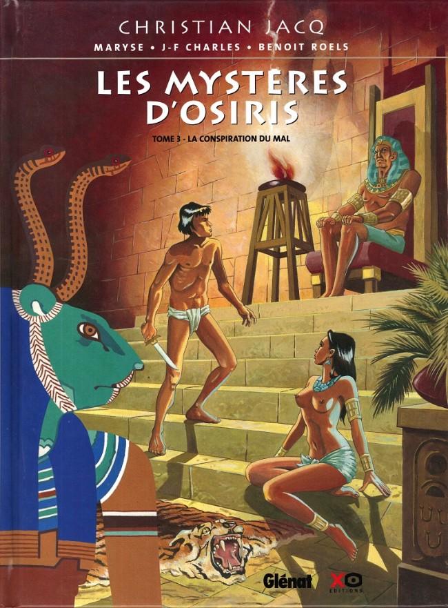 Les Mystères d'Osiris Tome 3