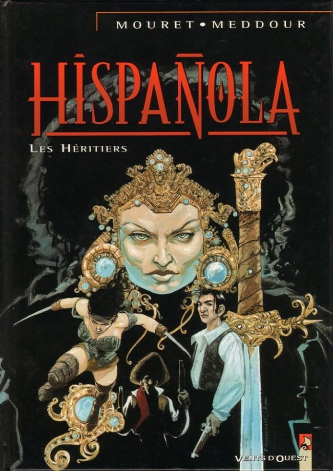 Hispanola 04 tomes